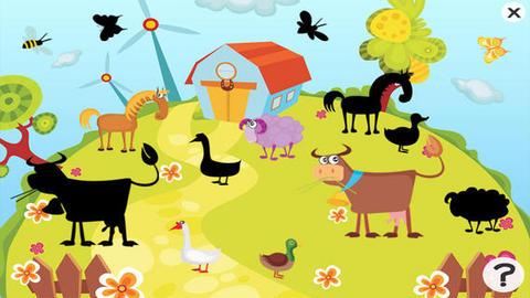 儿童的动物世界
