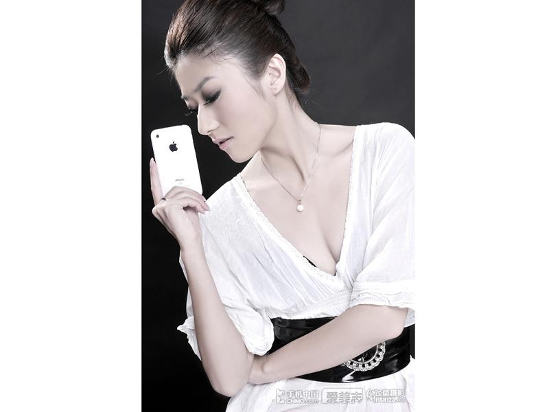 苹果iPhone3GS(8G)时尚美图第2张