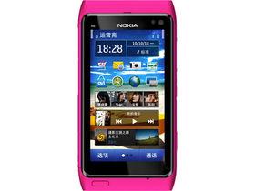 诺基亚N8(粉色)购机送150元大礼包