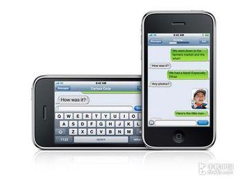苹果Phone 3GS(联通版 16GB)