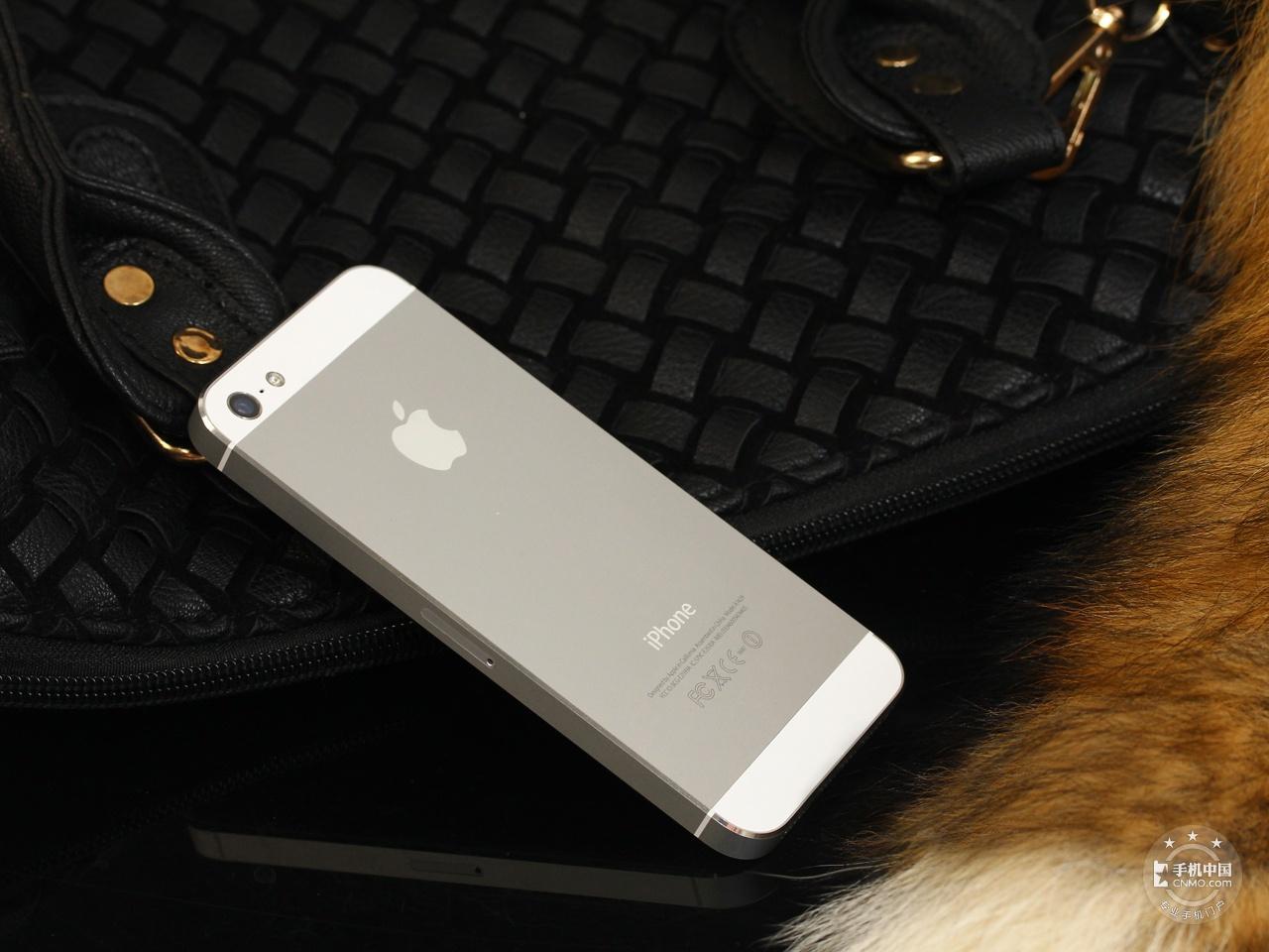 苹果iPhone5(32GB)整体外观第8张