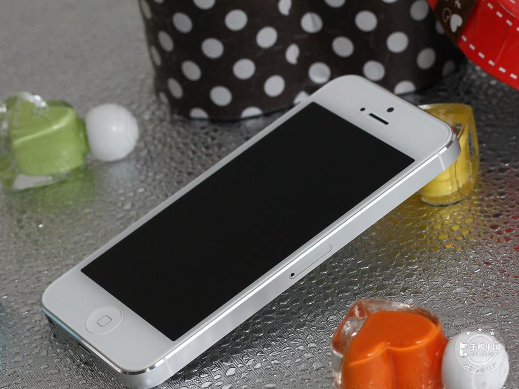 苹果iPhone5(16GB)整体外观第3张