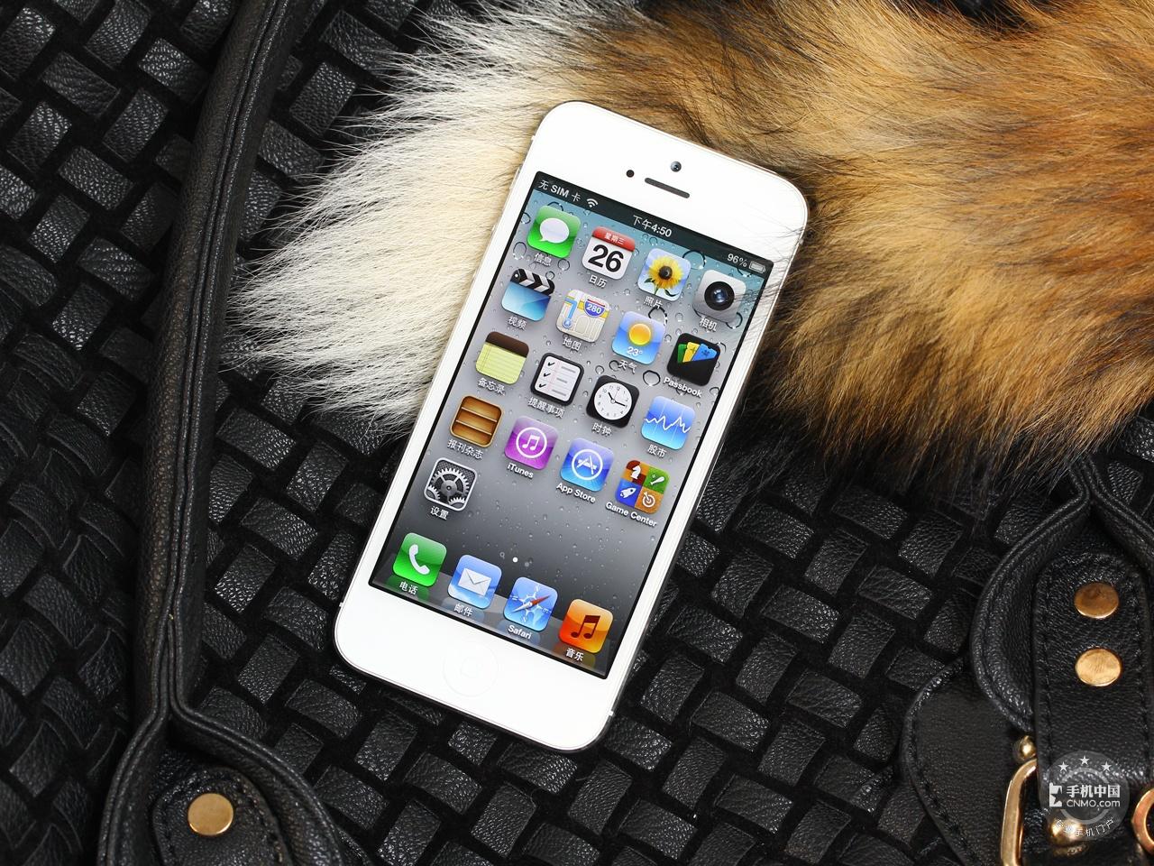 苹果iPhone5(联通版)整体外观第8张