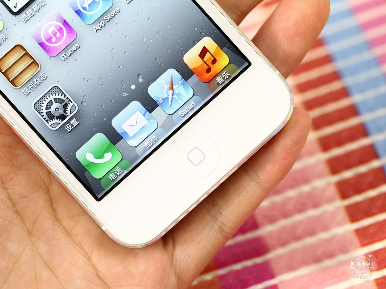 苹果iPhone5(64GB)机身细节第8张