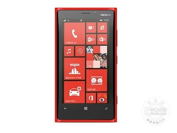 诺基亚Lumia 920T(移动版)红色