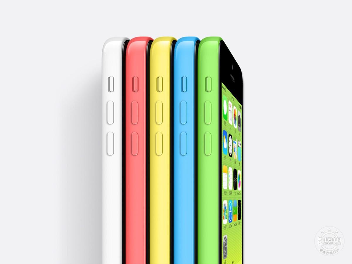 苹果iPhone5c(16GB)产品本身外观第8张