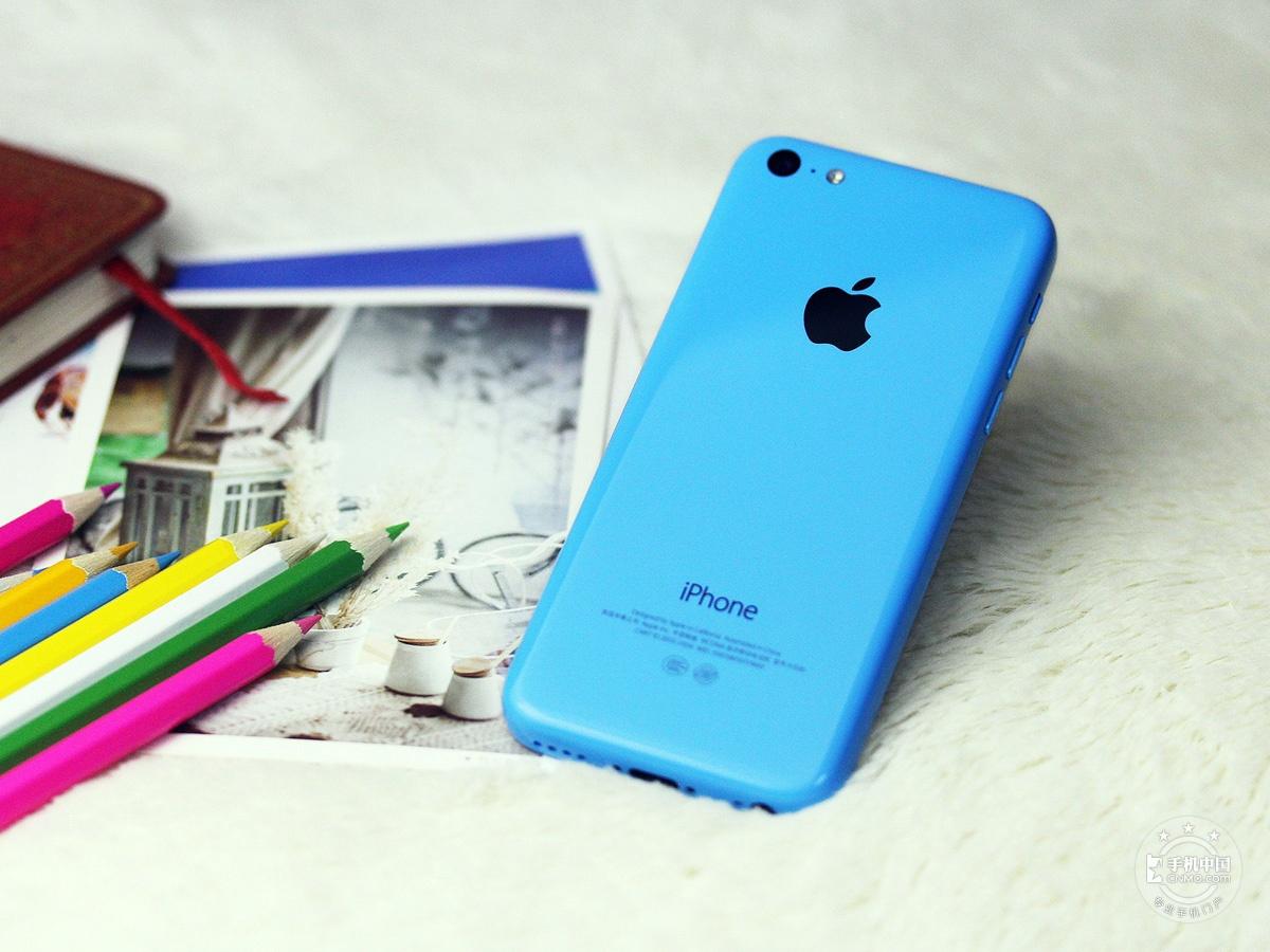 苹果iPhone5c(8GB)整体外观第7张