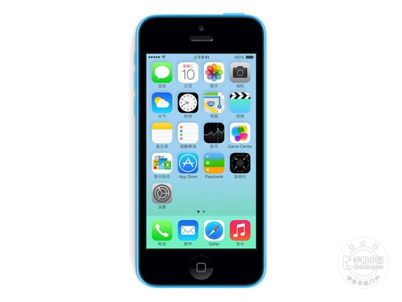 苹果iPhone5c(8GB)产品本身外观第1张
