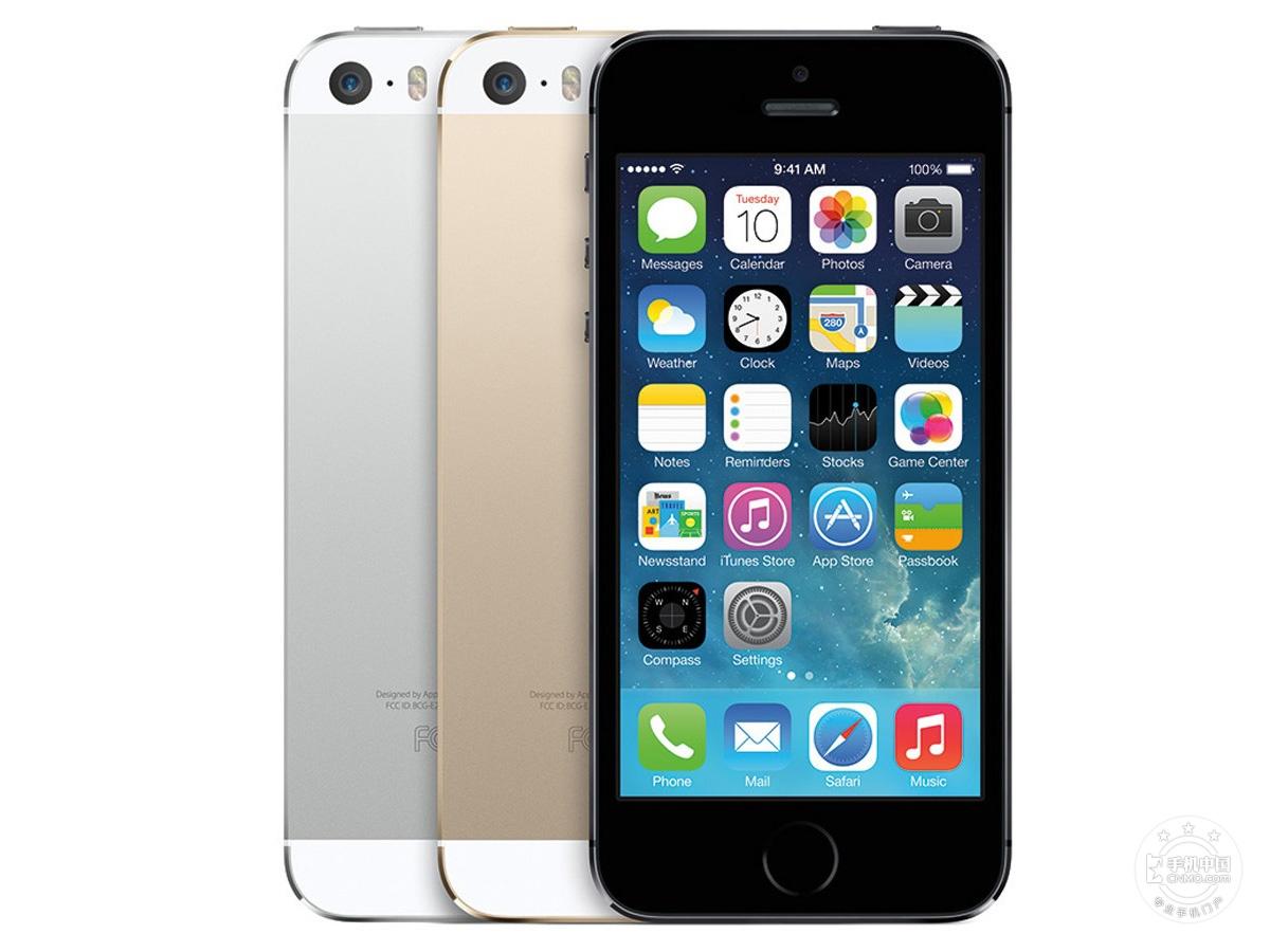 苹果iPhone5s(电信版)产品本身外观第3张