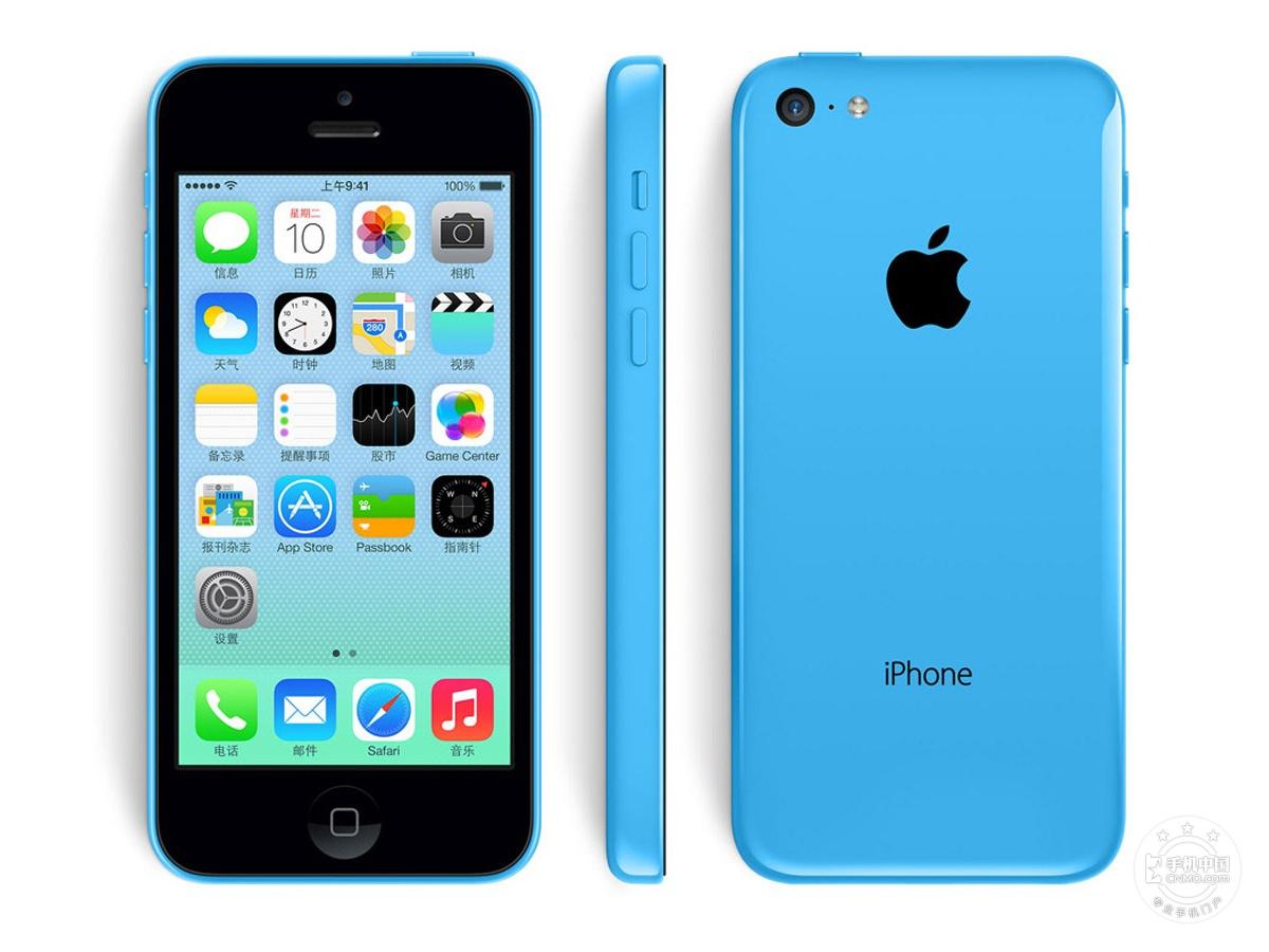 苹果iPhone5c(8GB)产品本身外观第7张