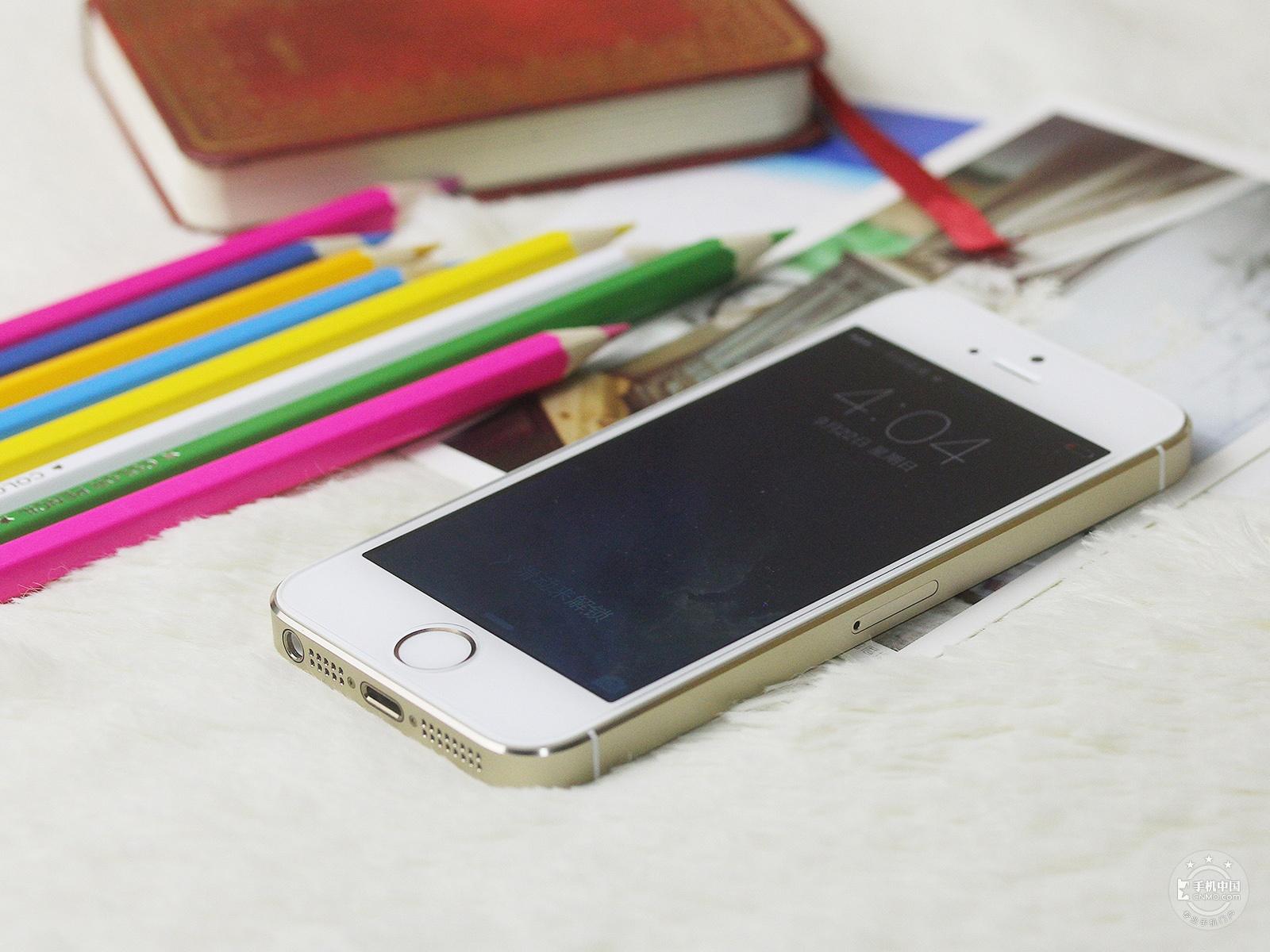 苹果iPhone5s(电信版)整体外观第5张
