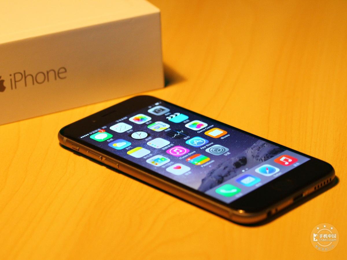 苹果iPhone6(64GB)整体外观第7张