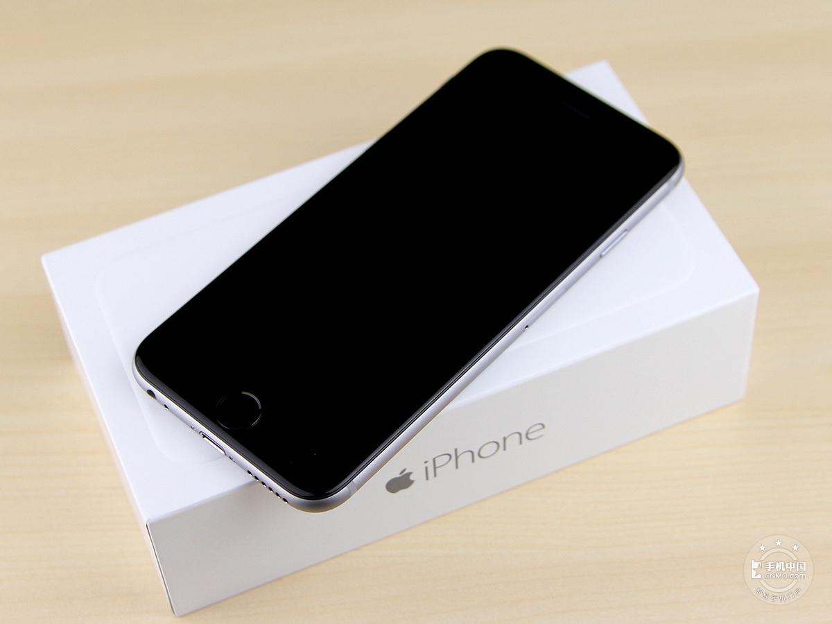 苹果iPhone6(64GB)整体外观第6张