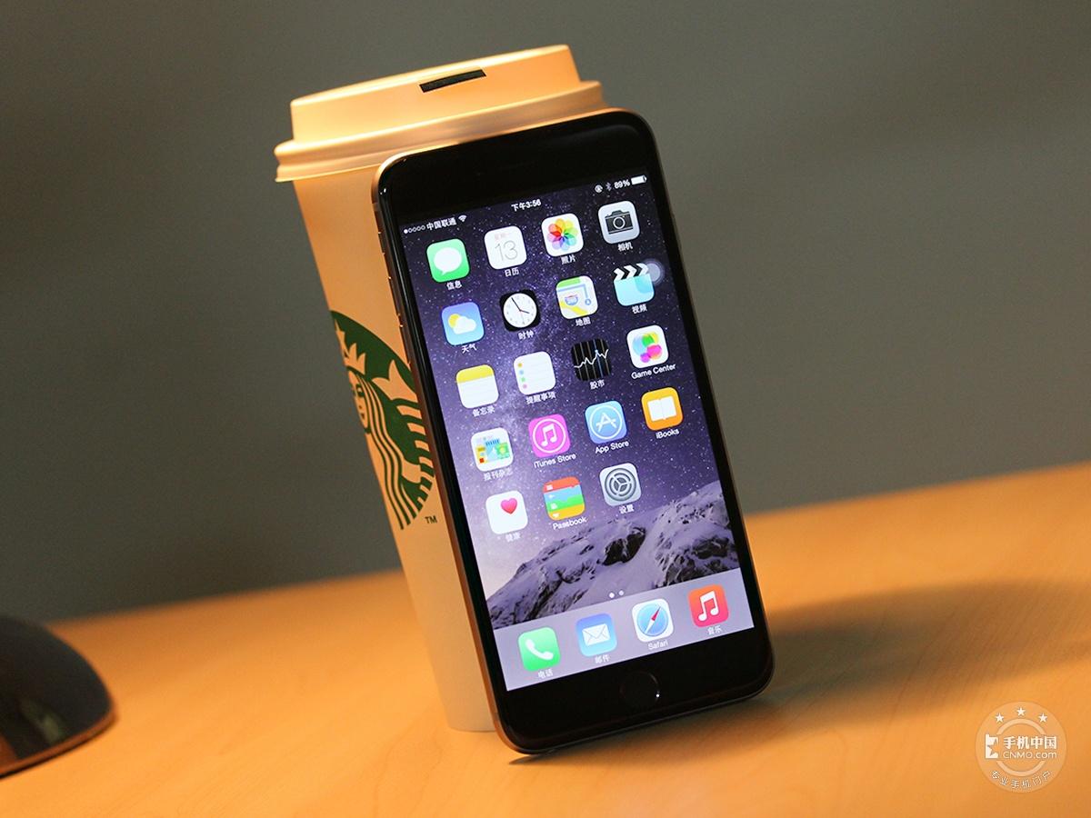 苹果iPhone6Plus(128GB)整体外观第6张