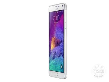 三星N9108V(Galaxy Note4移动4G) 白色