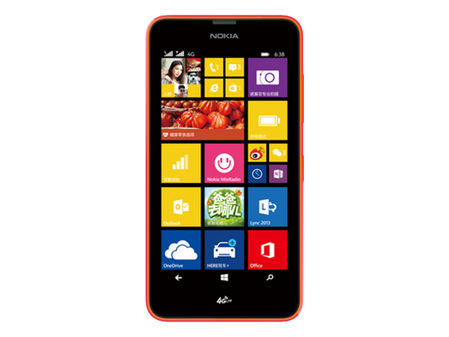 诺基亚Lumia 638