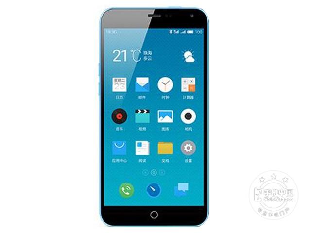 魅蓝note(移动4G/16GB)产品本身外观第1张