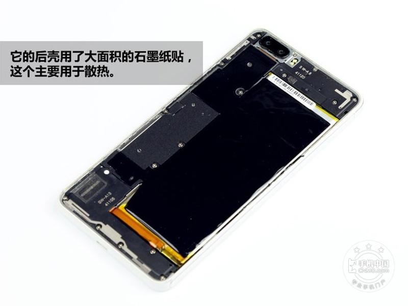 荣耀6Plus(移动4G)拆机图赏第8张