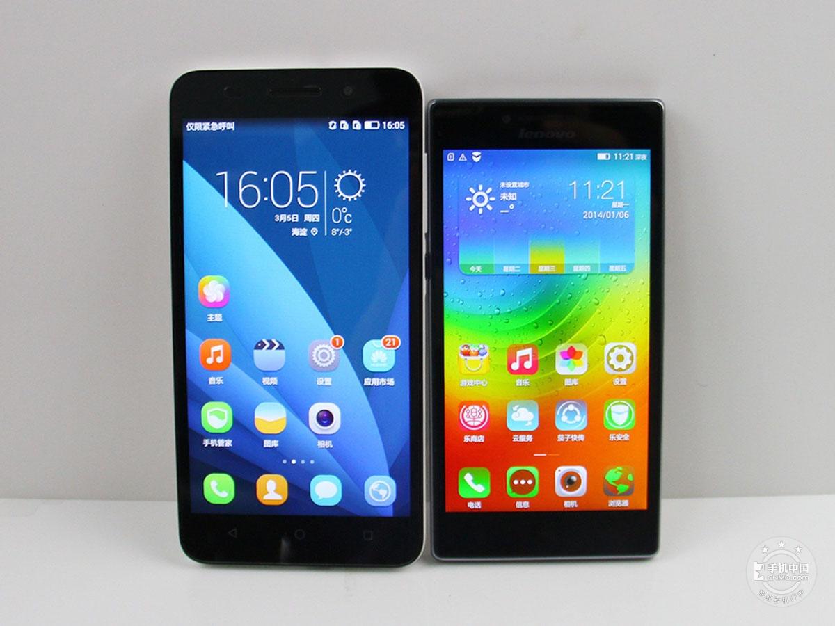 联想P70(16GB)产品对比第7张