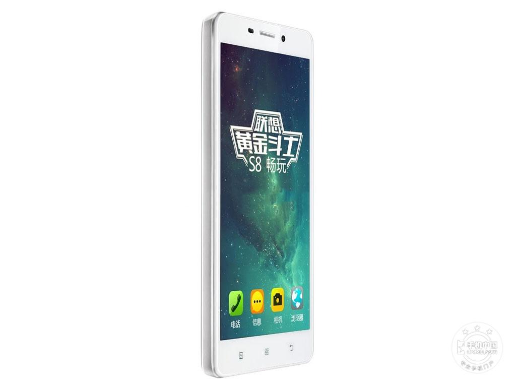 联想黄金斗士S8畅玩版(移动4G/8GB)产品本身外观第8张