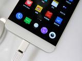 乐视超级手机1 Pro(银色版/32GB)机身细节第2张图
