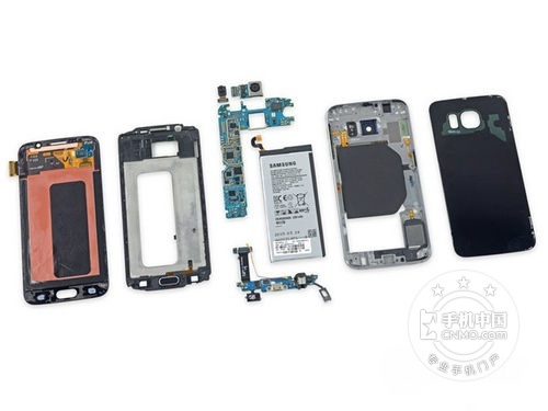 三星s6手机拆机图赏图片