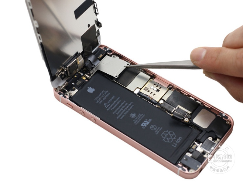 苹果iPhoneSE(全网通/16GB)拆机图赏第8张