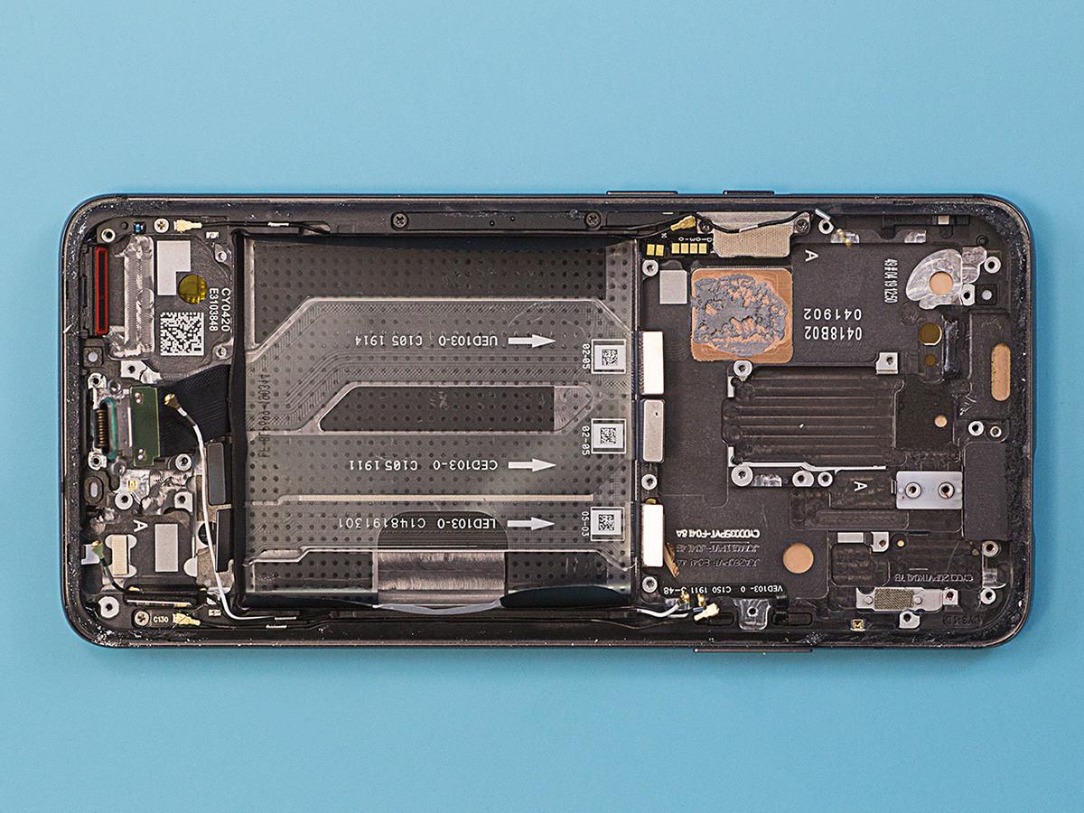 一加手机7Pro(8+256GB)拆机图赏第5张