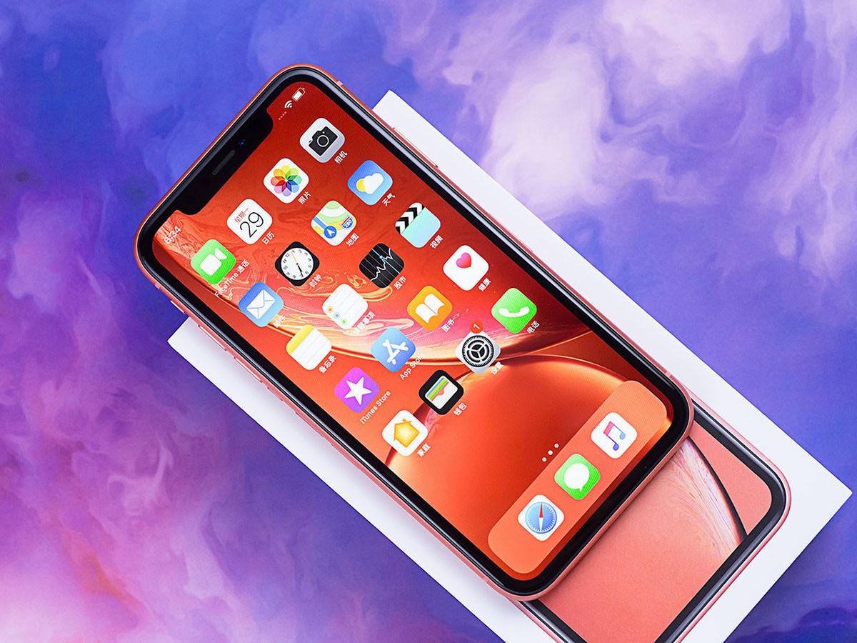 苹果iPhoneXR(128GB)整体外观第2张