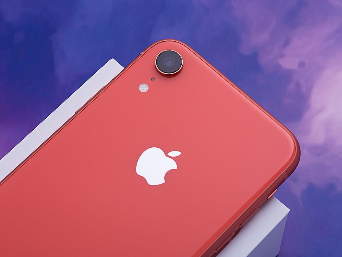 苹果iPhoneXR(128GB)机身细节第4张