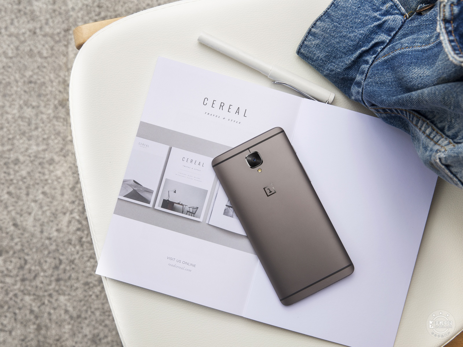 一加手机3T(64GB)时尚美图第7张