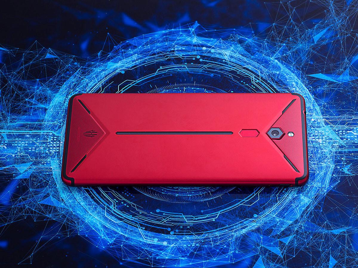 努比亚红魔Mars电竞手机(128GB)整体外观第8张