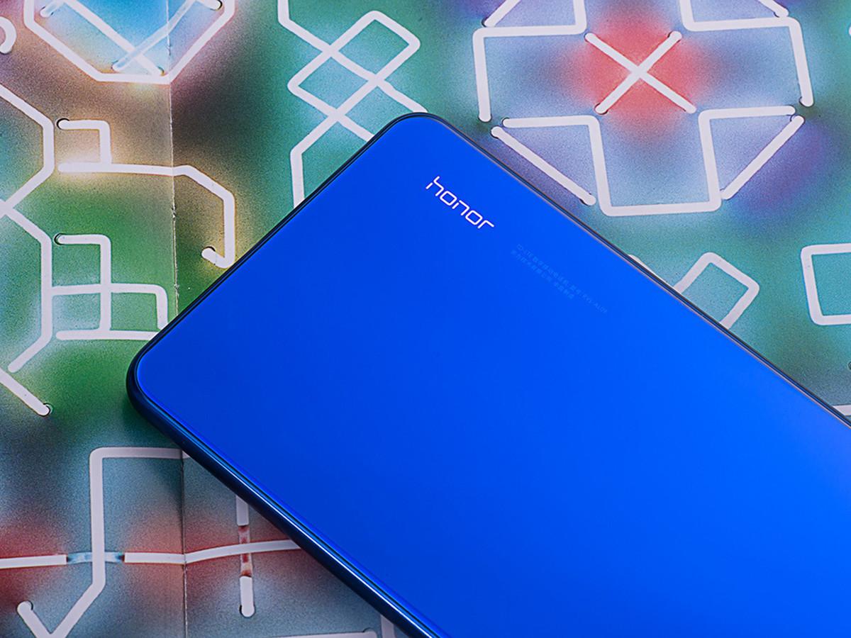 荣耀Note10(8+128GB)机身细节第8张