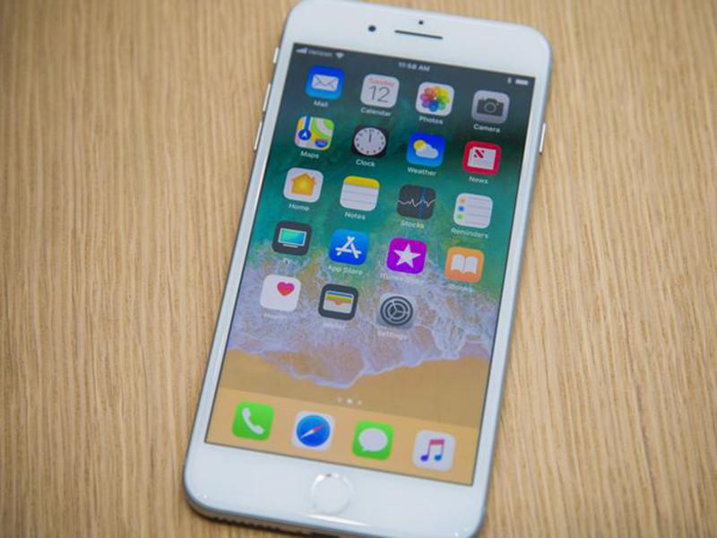 苹果iPhone8Plus(256GB)机身细节第3张