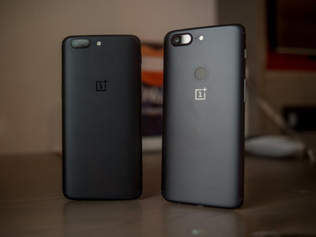 一加手机5T(128GB)产品对比第5张