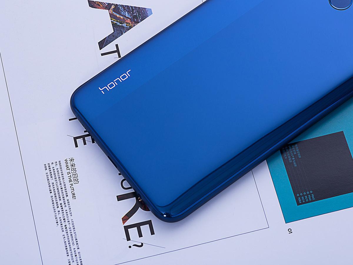 荣耀8XMax(4+128GB)机身细节第7张