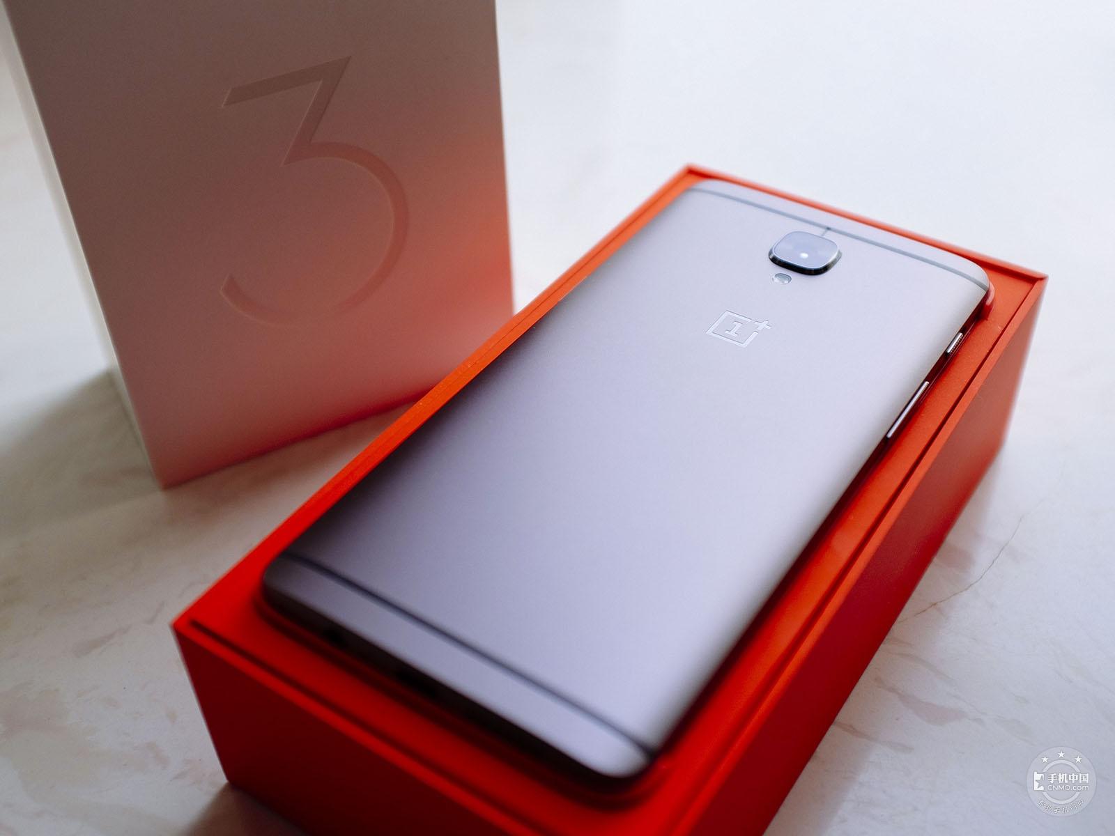 一加手机3T(64GB)整体外观第8张