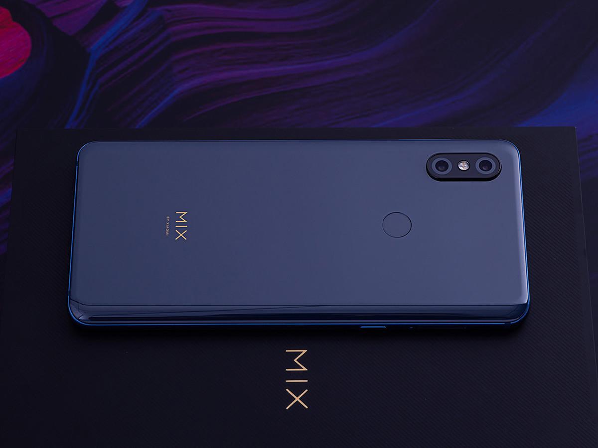 小米MIX3(6+128GB)整体外观第5张