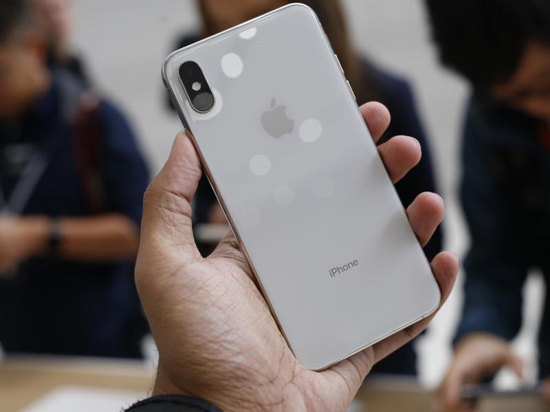 苹果iPhoneXS(512GB)整体外观第6张