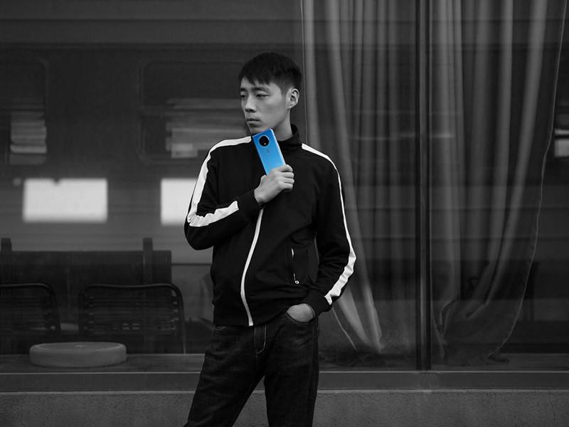 一加手机7T(8+256GB)时尚美图第4张