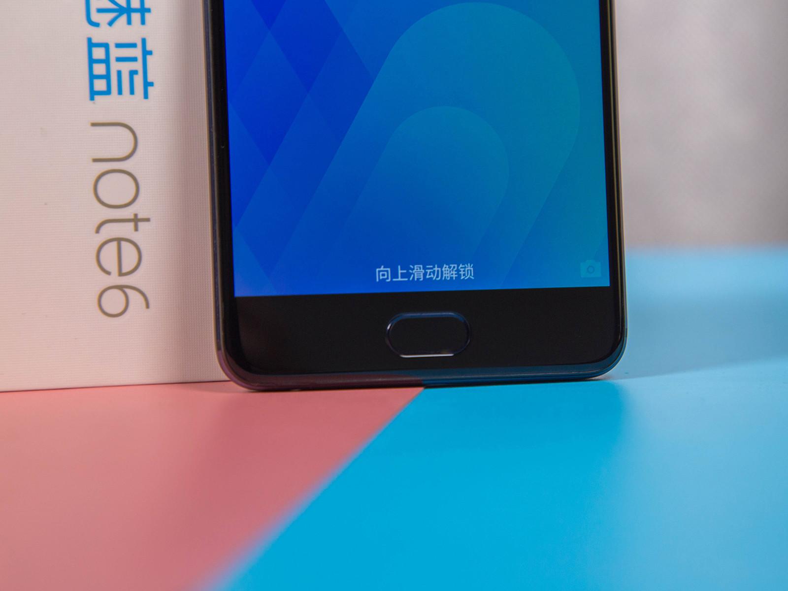 魅蓝Note6(32GB/4GBRAM)机身细节第3张