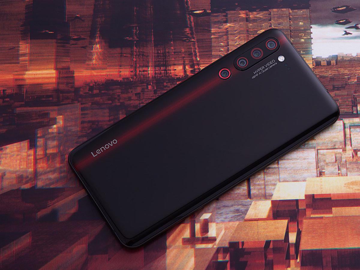 LenovoZ6Pro(8+128)整体外观第4张