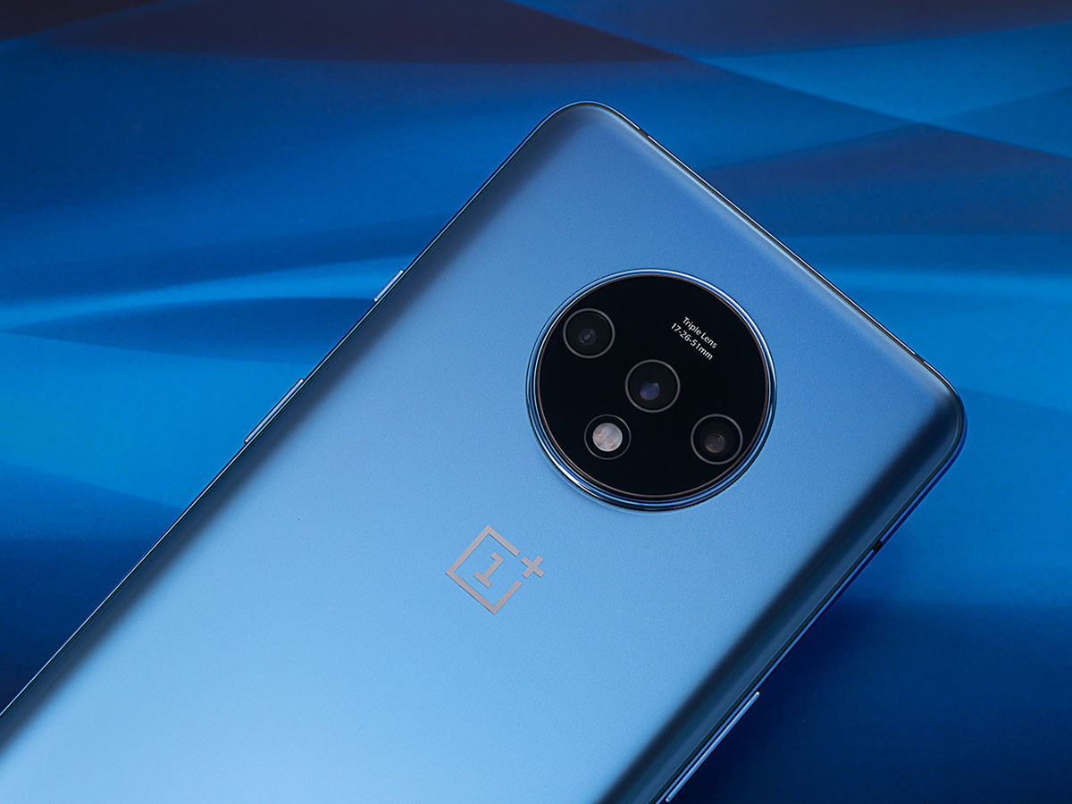 一加手机7T(8+256GB)整体外观第5张