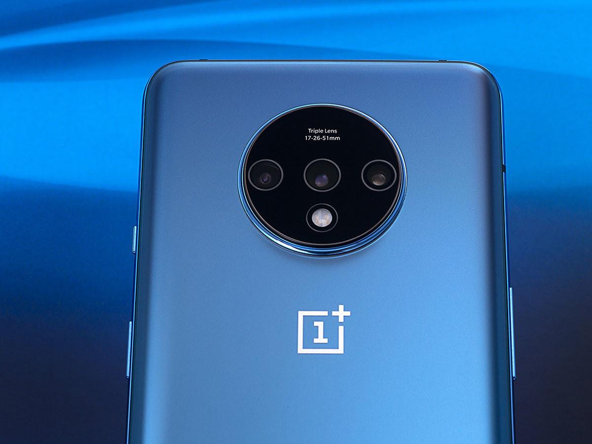 一加手机7T(8+256GB)机身细节第3张