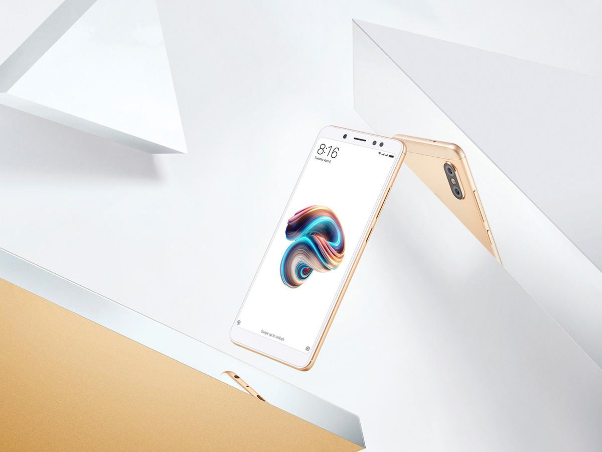红米Note5(3+32GB)时尚美图第2张