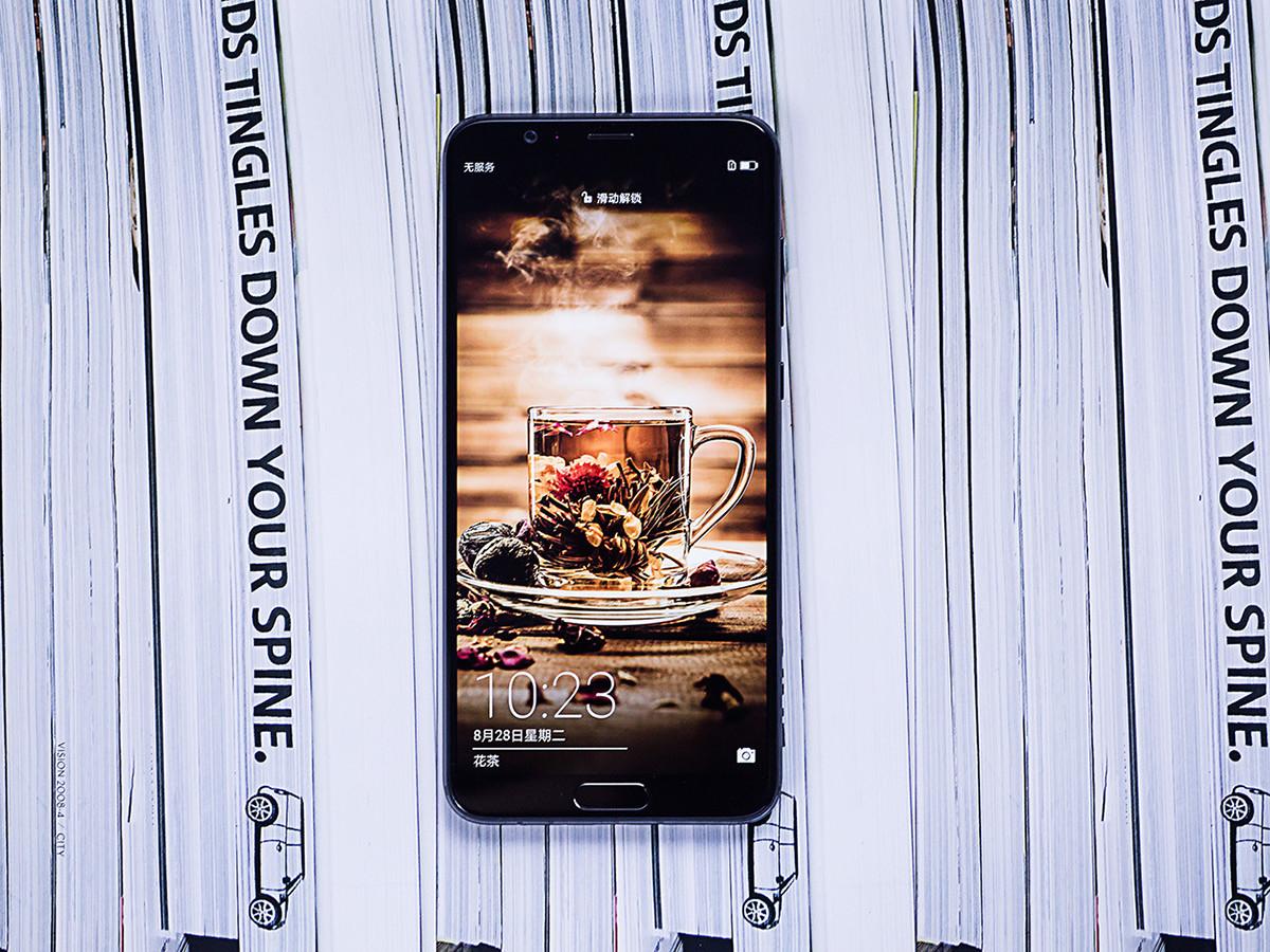 荣耀V10(6+128GB)整体外观第3张