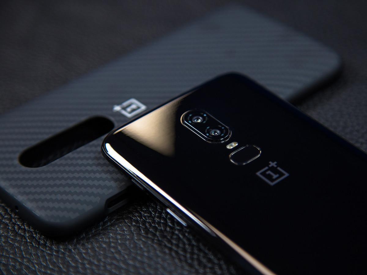 一加手机6(256GB)机身细节第2张