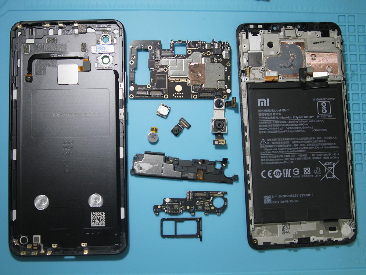 小米Max3(64GB)拆机图赏第1张