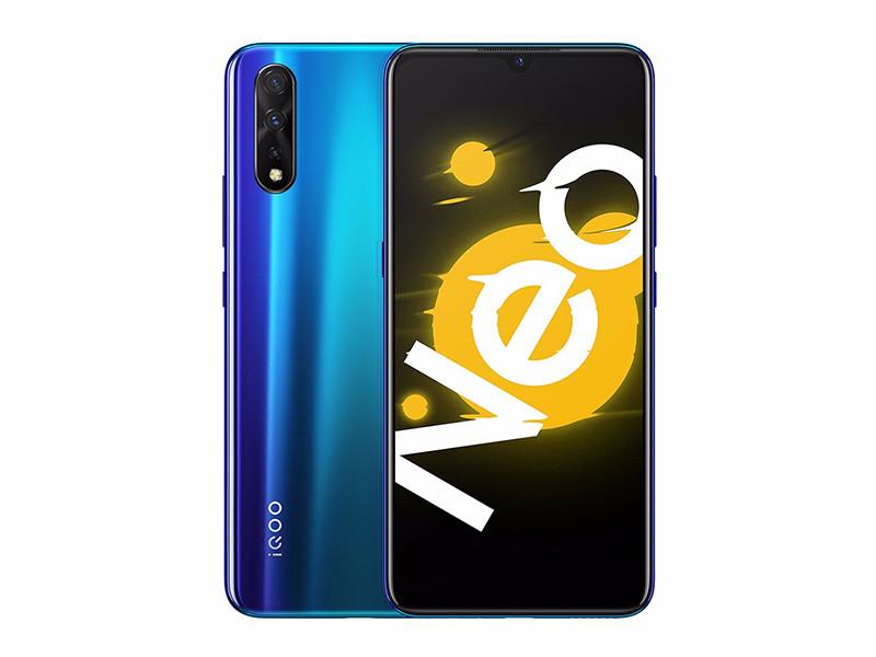 iQOONeo855竞速版(12+128GB)产品本身外观第3张