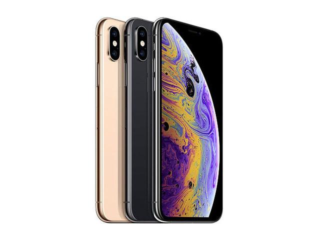 苹果iPhoneXS(512GB)产品本身外观第5张